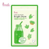 Тканевая маска Prreti Cleanse Juice One Pack Bright Shine