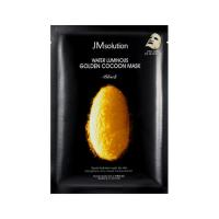 Тканевая маска JMsolution Water Luminous Golden Cocoon Mask Black
