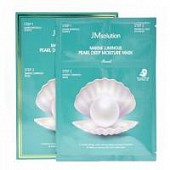 Трёхшаговый набор JMsolution Marine Luminous Pearl Deep Moisture Mask